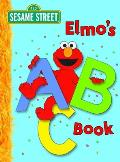 Elmo's ABC Book (Big Bird's Favorites Brd Bks)