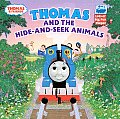 Thomas and the Hide and Seek Animals (Thomas & Friends) Cover
