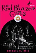 Red Blazer Girls #01: The Ring of Rocamadour Cover