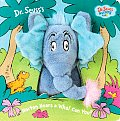 Horton Hears a Who Can You With Plush Elephant Hand Puppet