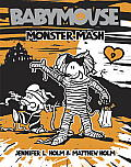 Monster Mash (Babymouse #9) Cover