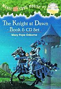 The Knight at Dawn Book & CD Set (Stepping Stone Book) Cover