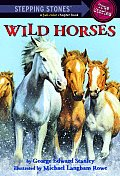 Wild Horses (Stepping Stone Chapter Books)
