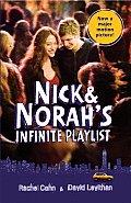 Nick & Norahs Infinite Playlist movie cover