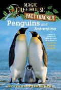 Magic Tree House Research Guides #18: Penguins and Antarctica Cover
