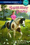 Summer Pony (Stepping Stone Chapter Books) Cover