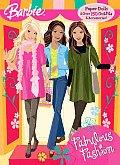 Barbie Fabulous Fashion Paper Dolls