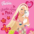 Barbie Loves Pets with Sticker (Pictureback(r))
