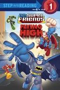 DC Super Friends Flying High Step 1