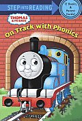 On Track with Phonics Thomas & Friends 12 Books & Parent Guide