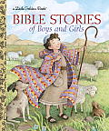 Bible Stories of Boys and Girls (Little Golden Books)
