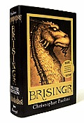 Inheritance Cycle 03 Brisingr Deluxe Edition