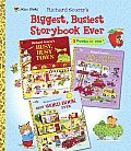Richard Scarrys Biggest Busiest Storybook