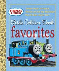 Thomas and Friends: Little Golden Book Favorites (Little Golden Book Favorites)