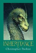 Inheritance (The Inheritance Cycle #4) Cover