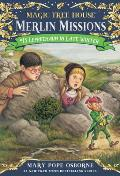 Magic Tree House #43: Leprechaun in Late Winter [With Sticker(s)]