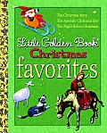 Little Golden Book Christmas Favorites (Little Golden Book)