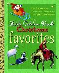 Little Golden Book Christmas Favorites: The Animals' Christmas Eve/The Christmas Story/The Night Before Christmas