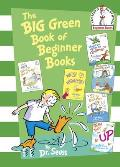 The Big Green Book of Beginner Books (Beginner Books) Cover