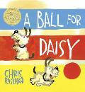 A Ball for Daisy Cover