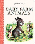 Baby Farm Animals (Golden Baby)
