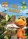 Hey, Buddy! (Dinosaur Train) Cover