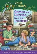 Magic Tree House Games and Puzzles from the Tree House (Stepping Stone Books) Cover