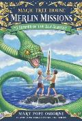 Magic Tree House 31 Summer of the Sea Serpent with Stickers