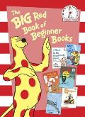 The Big Red Book of Beginner Books (Beginner Books) Cover