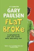 Flat Broke: The Theory, Practice and Destructive Properties of Greed Cover