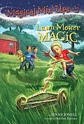 Lawn Mower Magic (Stepping Stone Book)