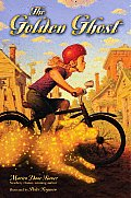 The Golden Ghost (Stepping Stone Book)