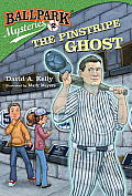 Ballpark Mysteries #02: Ballpark Mysteries #2: The Pinstripe Ghost Cover