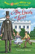 Magic Tree House 47 Abe Lincoln at Last
