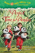 Magic Tree House 48 A Perfect Time for Pandas