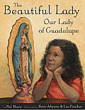 Beautiful Lady Our Lady of Guadalupe