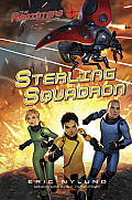 Resisters #02: Sterling Squadron Cover