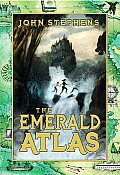 Books of Beginning #01: The Emerald Atlas Cover