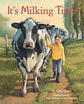 It's Milking Time Cover