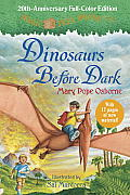 Magic Tree House 20th Anniversary Edition: Dinosaurs Before Dark (Stepping Stone Book) Cover