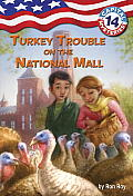 Capital Mysteries #14: Capital Mysteries #14: Turkey Trouble on the National Mall