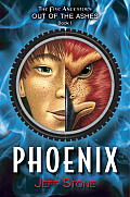Five Ancestors Out of the Ashes #01: Phoenix Cover