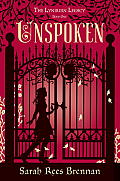 Unspoken (The Lynburn Legacy #1) Cover