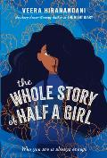The Whole Story of Half a Girl Cover