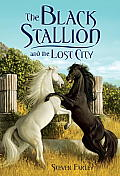 The Black Stallion and the Lost City (Black Stallion) Cover