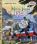 Misty Island Rescue (Little Golden Books)