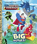 Big Heroes DC Super Friends