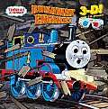 Runaway Engine! [With 3-D Glasses]