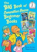 The Big Book of Berenstain Bears Beginner Books (Beginner Books) Cover