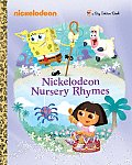 Nickelodeon Nursery Rhymes (Big Golden Book) Cover